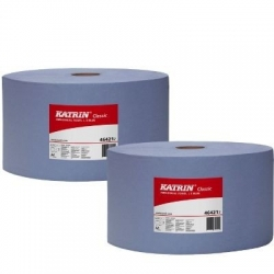Katrin Classic Wiping Rolls