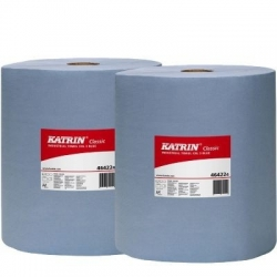 Katrin Classic XXL 3Ply Blue Tissue Roll