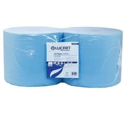 SkyTech Blue Wiping Rolls