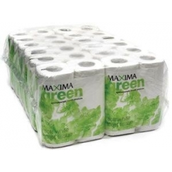 Eco Roll 320 sheet 2ply Toilet Rolls