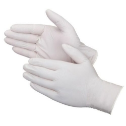 Medium - Powder Free Latex Gloves Medical Grade AQL 1.5 (Case Of 1000)