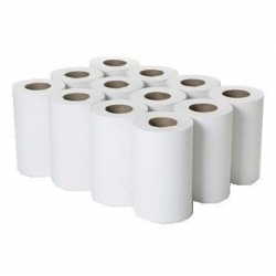 Mini Centrefeed Rolls 2 ply