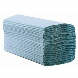 Hand Towels C-Fold Green